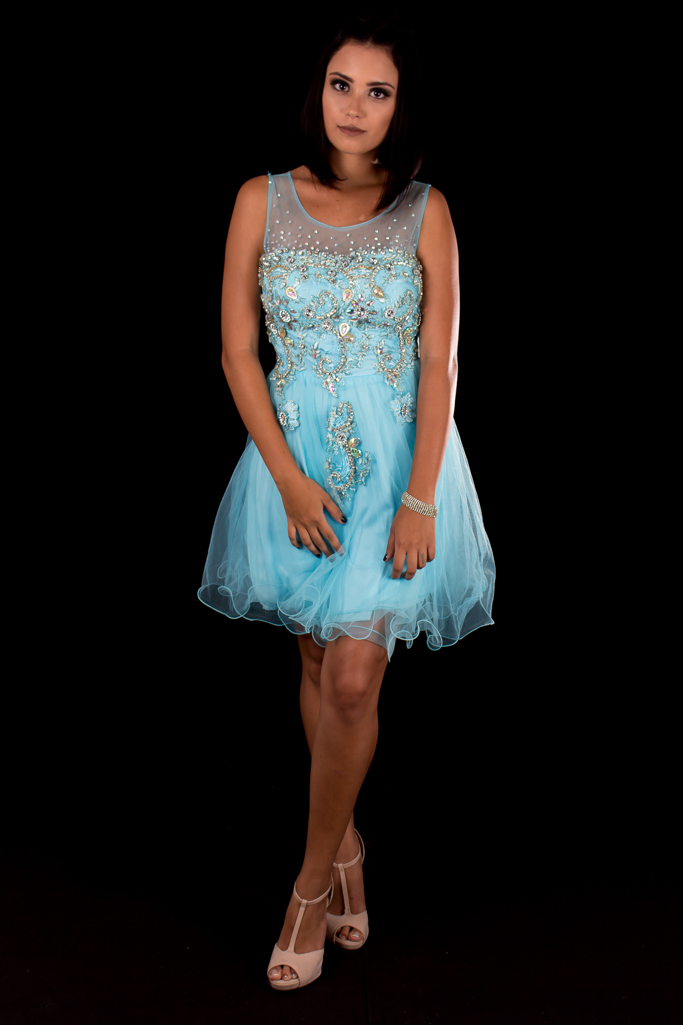 Tiffany in azul - 1 4
