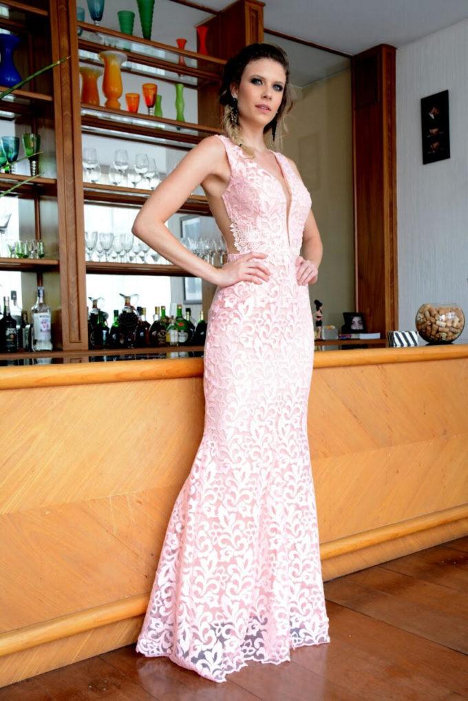 Vestido sereia serenity   Vestidos, Aluguel de vestido
