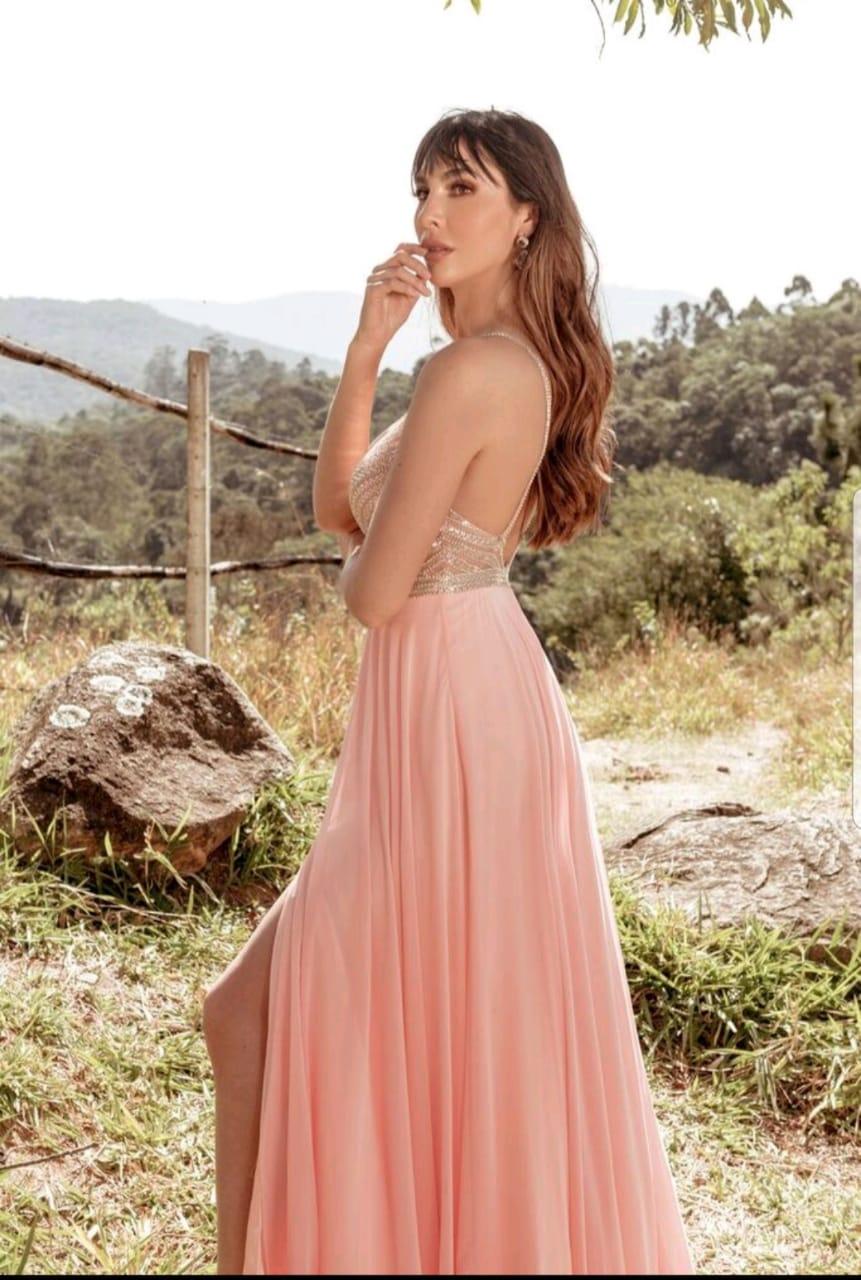 Vestido de Noiva - Sereia de rendas e bordados - Josephine